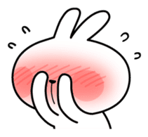 Spoiled Rabbit 2 sticker #7246718