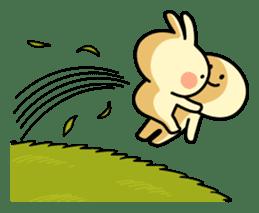 Spoiled Rabbit 2 sticker #7246725