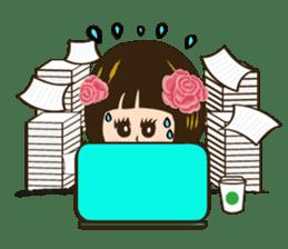 Super Beauty QQ idol Vol.2 sticker #7247412