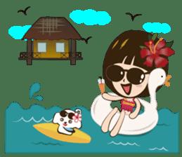 Super Beauty QQ idol Vol.2 sticker #7247417