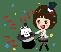 Super Beauty QQ idol Vol.2 sticker #7247423
