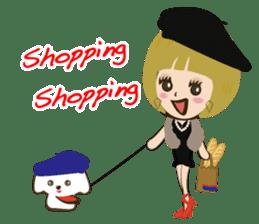 Super Beauty QQ idol Vol.2 sticker #7247432