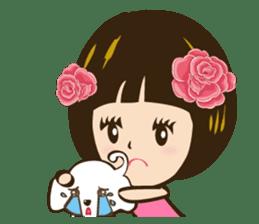 Super Beauty QQ idol Vol.2 sticker #7247434