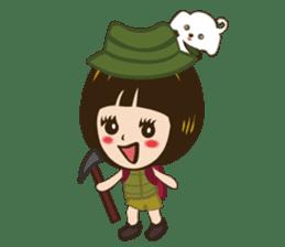 Super Beauty QQ idol Vol.2 sticker #7247439