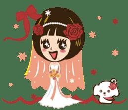 Super Beauty QQ idol Vol.2 sticker #7247440