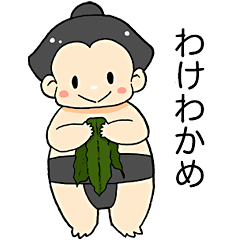lovely sumo wrestler