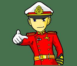 Cadet's sticker #7261376