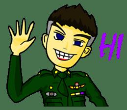 Cadet's sticker #7261380