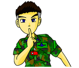 Cadet's sticker #7261382