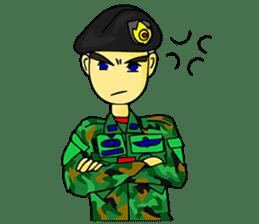 Cadet's sticker #7261384