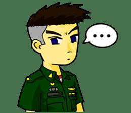 Cadet's sticker #7261386
