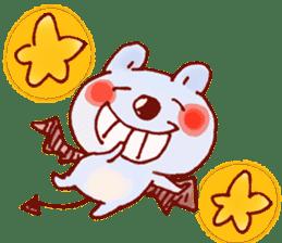 halloween HOWA HOWA animal sticker #7264992