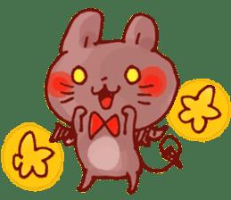 halloween HOWA HOWA animal sticker #7264993