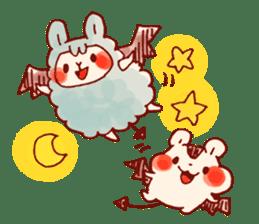 halloween HOWA HOWA animal sticker #7264994