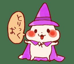 halloween HOWA HOWA animal sticker #7264996