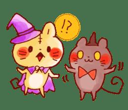 halloween HOWA HOWA animal sticker #7264999