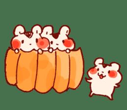 halloween HOWA HOWA animal sticker #7265005