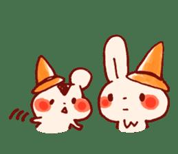 halloween HOWA HOWA animal sticker #7265012