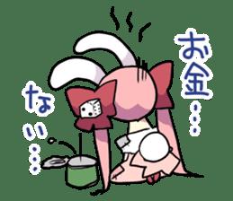 "Di Gi Charat Vol.3 ""Rabi~en~Rose"" sticker #7271563"