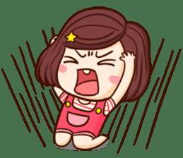 TuaGom : Choompoo pink [Eng] sticker #7278927