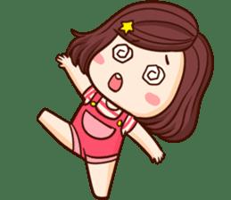 TuaGom : Choompoo pink [Eng] sticker #7278928