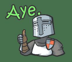 Full-helm Bravo sticker #7280056