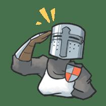 Full-helm Bravo sticker #7280060