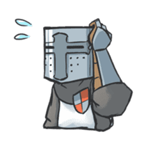 Full-helm Bravo sticker #7280061