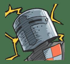 Full-helm Bravo sticker #7280064