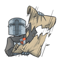 Full-helm Bravo sticker #7280082