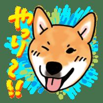 ShibaInu ZANMAI sticker #7281205