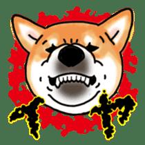 ShibaInu ZANMAI sticker #7281206