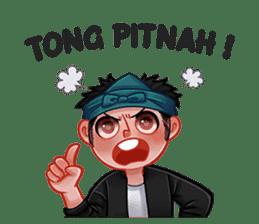 Bocah Sunda sticker #7285856