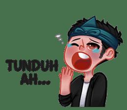 Bocah Sunda sticker #7285857