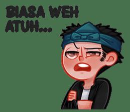 Bocah Sunda sticker #7285865