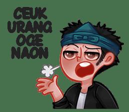 Bocah Sunda sticker #7285867