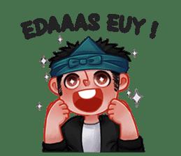 Bocah Sunda sticker #7285870