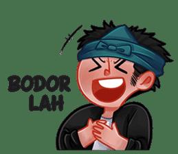Bocah Sunda sticker #7285871