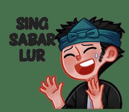 Bocah Sunda sticker #7285889