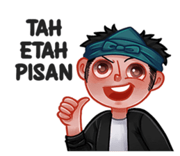 Bocah Sunda sticker #7285891