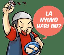 Wong Kito sticker #7286501