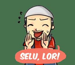Wong Kito sticker #7286507