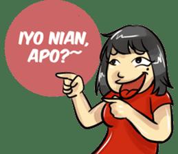 Wong Kito sticker #7286519