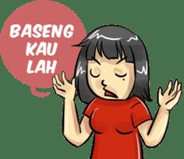 Wong Kito sticker #7286530