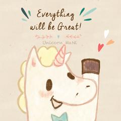 Unicorn MaNi's Daily