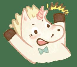 Unicorn MaNi's Daily sticker #7291052