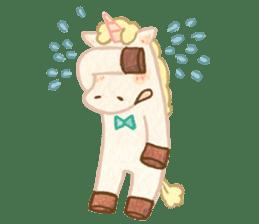 Unicorn MaNi's Daily sticker #7291053