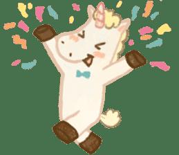 Unicorn MaNi's Daily sticker #7291055