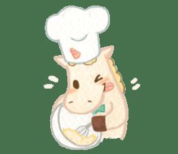 Unicorn MaNi's Daily sticker #7291058