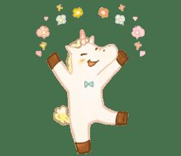 Unicorn MaNi's Daily sticker #7291061